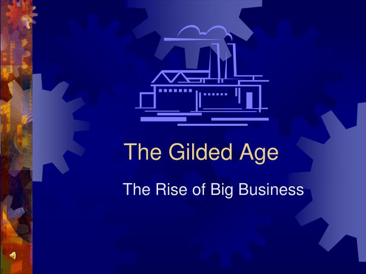 the rise of big business in The rise of big business: the minds of carnegie, rockefeller and morgan - duration: 26:39 classroom-safe educational videos 1,122 views 26:39.