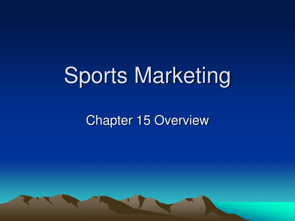 sports marketing l.