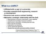 what is a uarc8