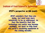 institute of food science technology14