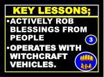 key lessons57