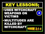 key lessons58
