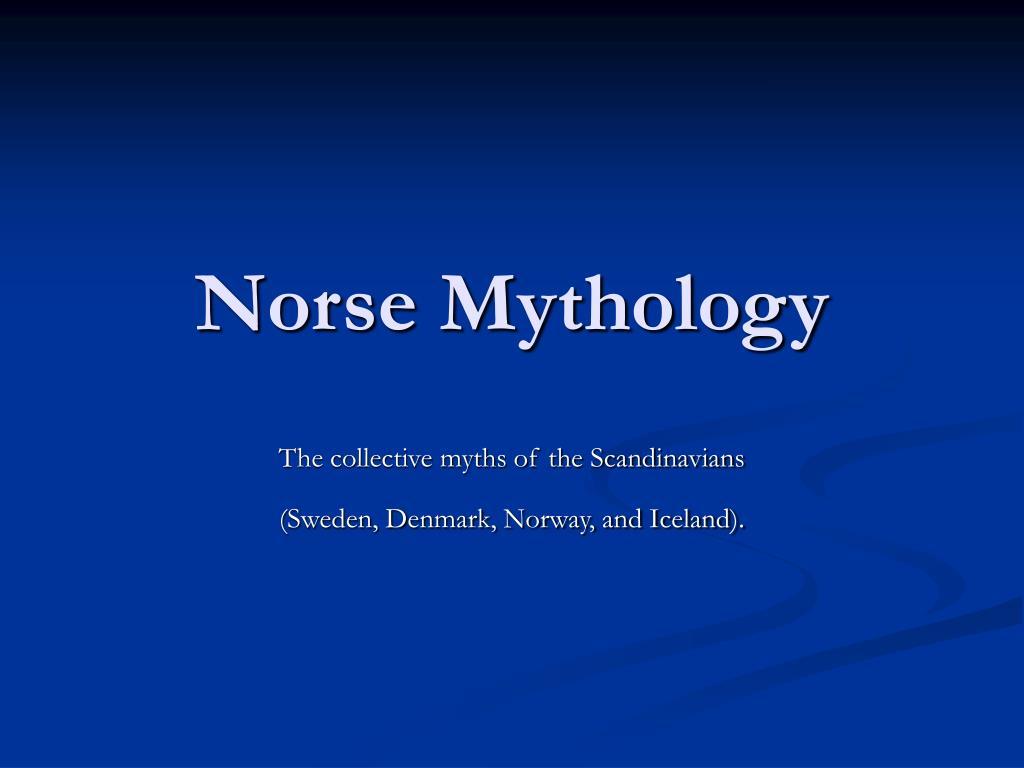 norse mythology l.