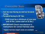 convertible seats17