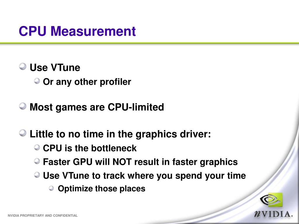 CPU Measurement