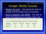 hunger bodily causes18