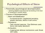 psychological effects of stress16