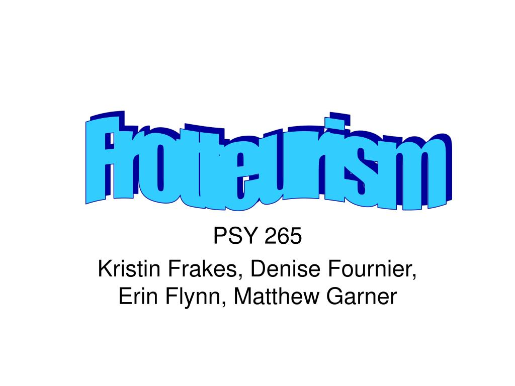 Frotteurism