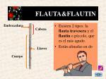 flauta flautin
