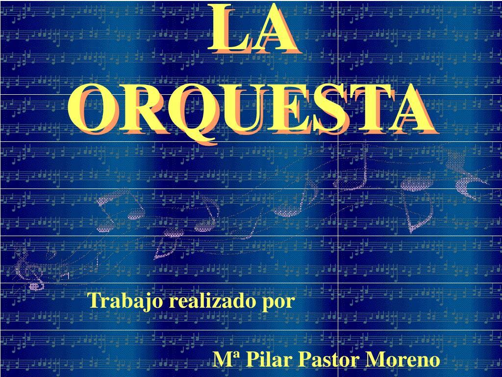 la orquesta l.