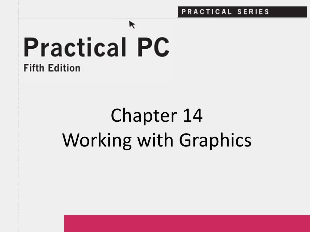 chapter 14 working with graphics