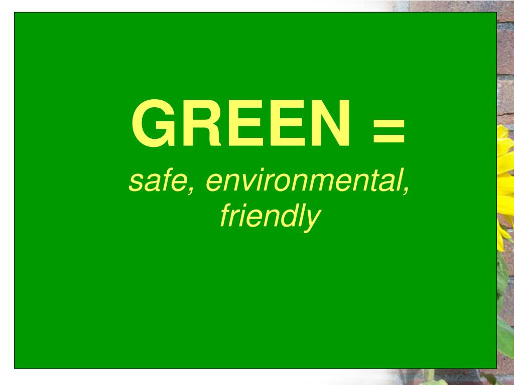 GREEN =