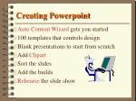creating powerpoint22