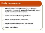 early intervention5