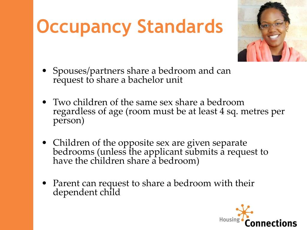 Occupancy Standards