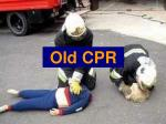 old cpr