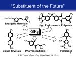 substituent of the future