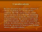 considerations19