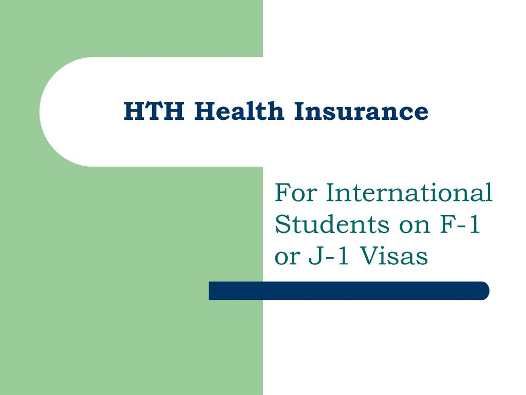 hth health insurance l.