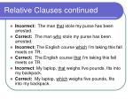 relative clauses continued18