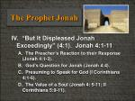 the prophet jonah13