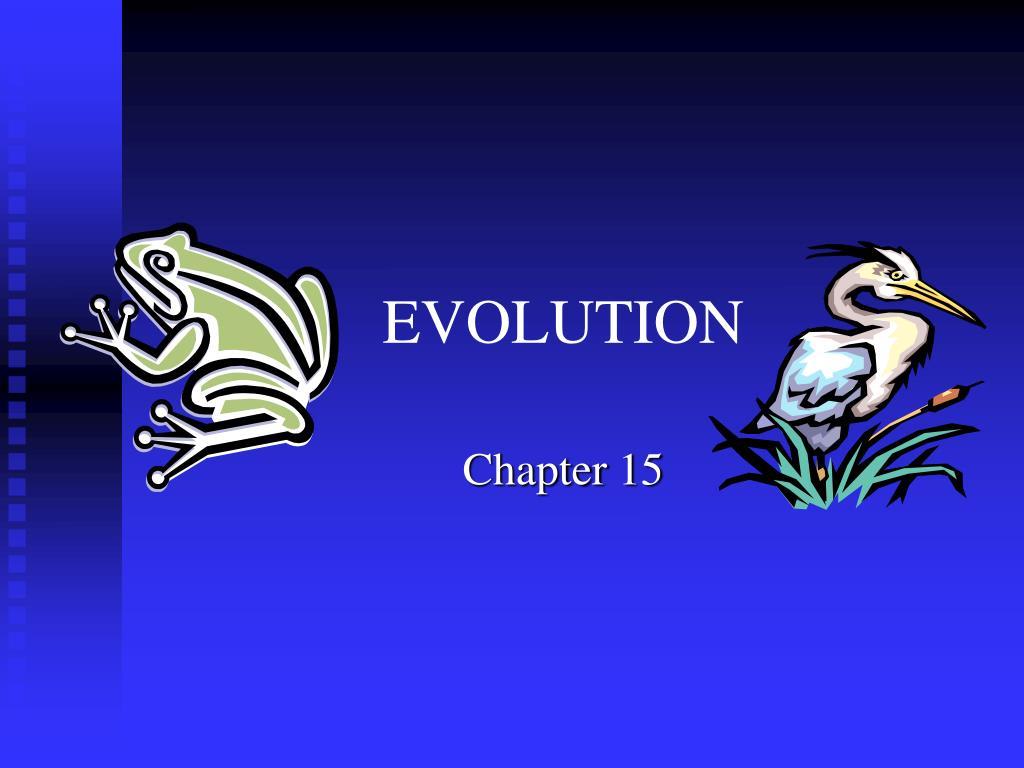 evolution l.