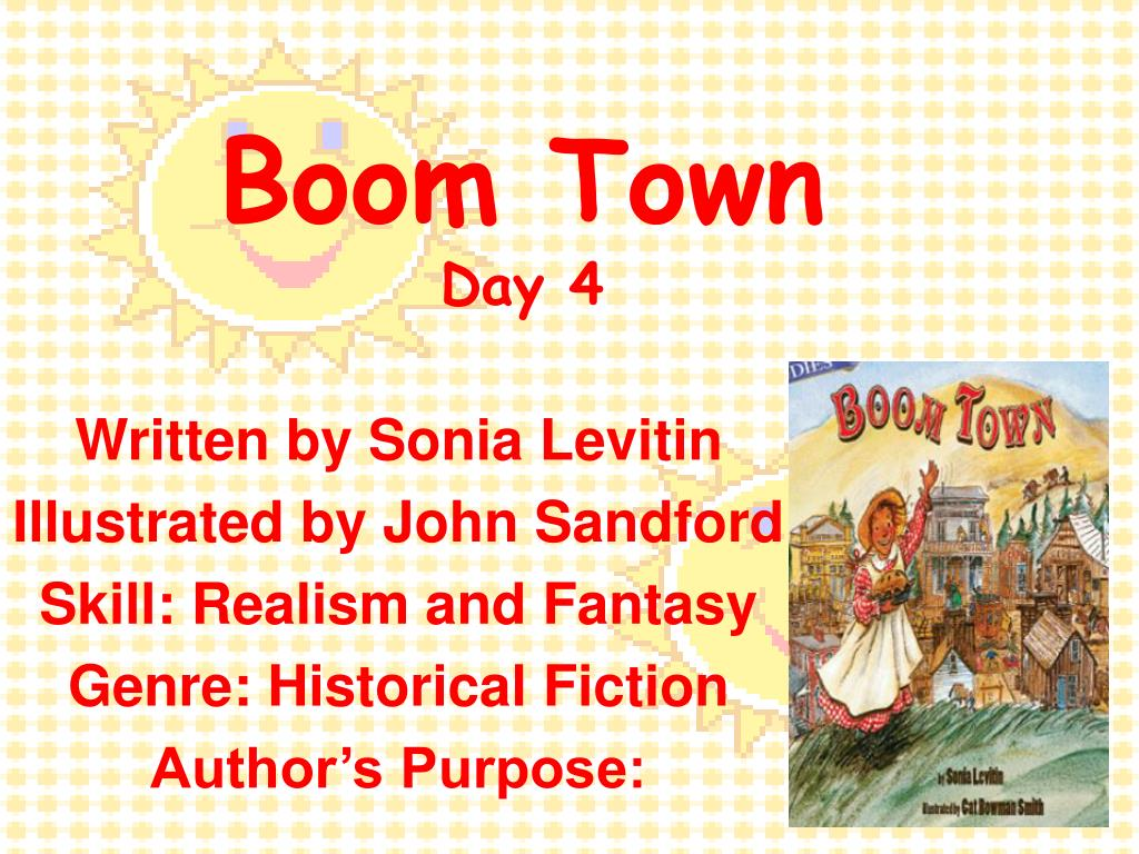 boom town day 4 l.