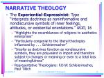 narrative theology12
