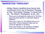 narrative theology8