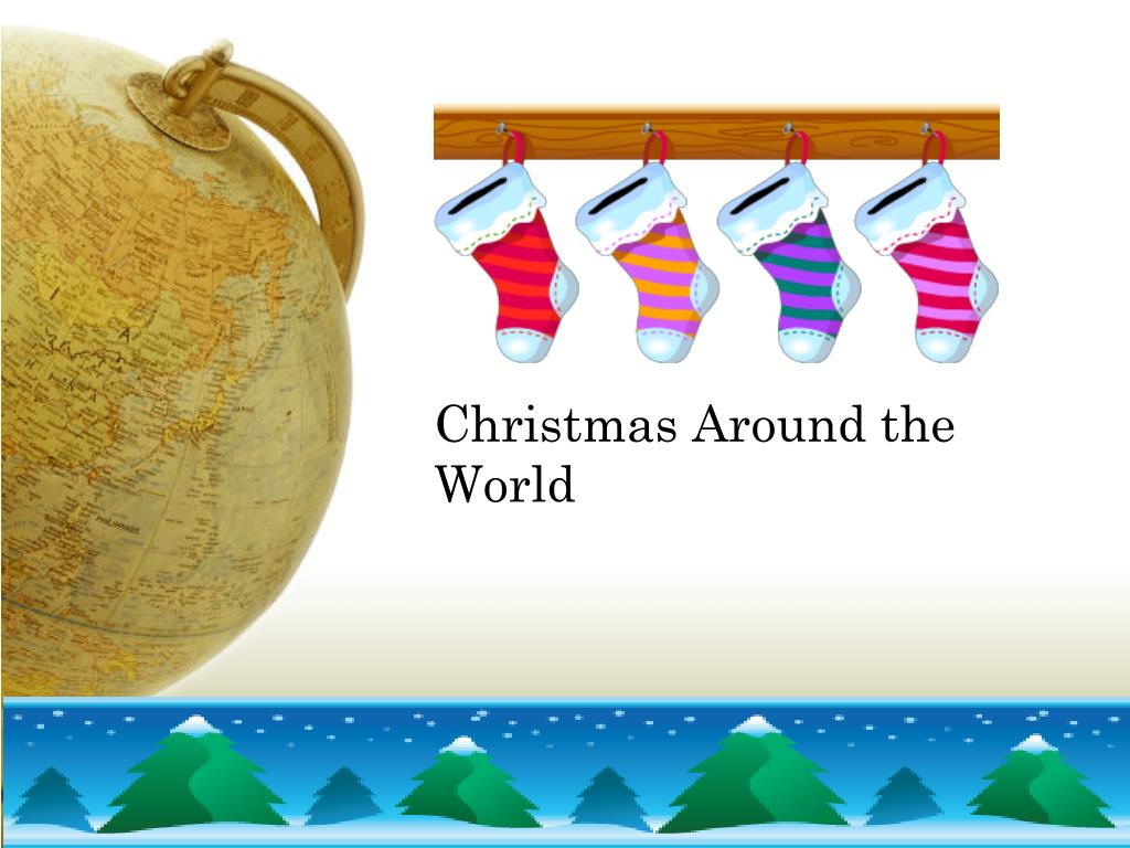 christmas around the world l.