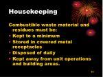 housekeeping23