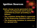 ignition sources26