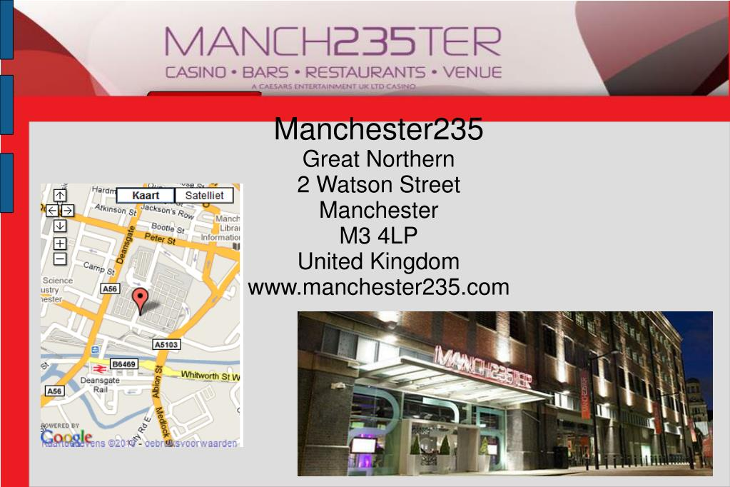 manchester235 great northern 2 watson street manchester m3 4lp united kingdom www manchester235 com l.
