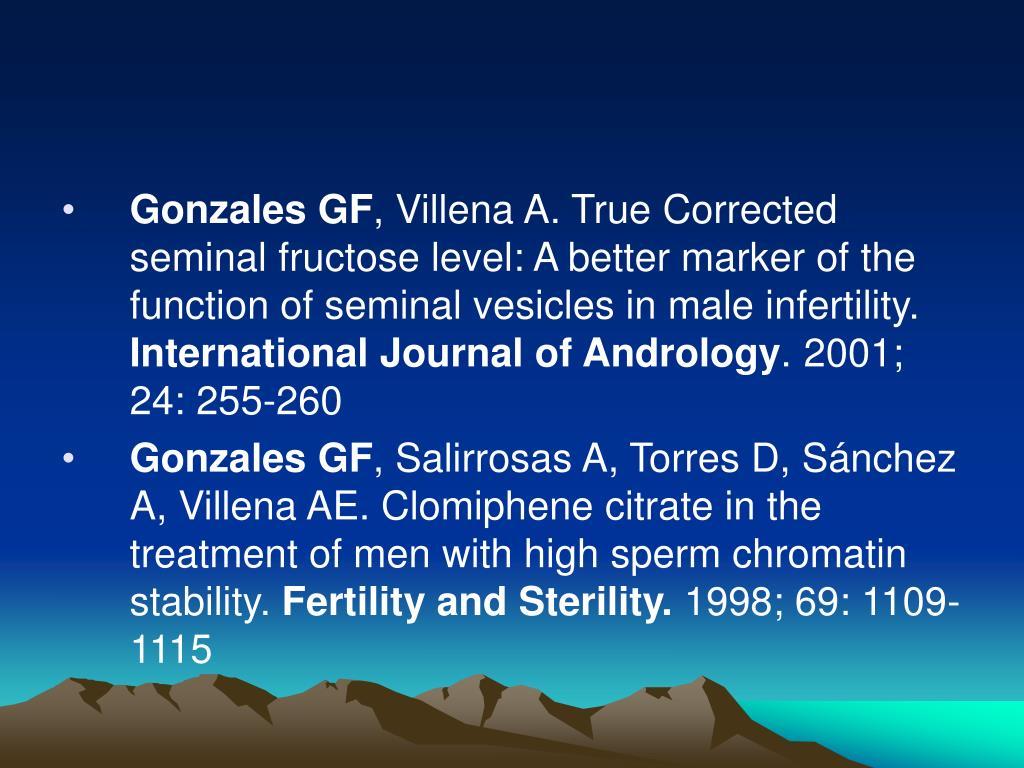 Gonzales GF