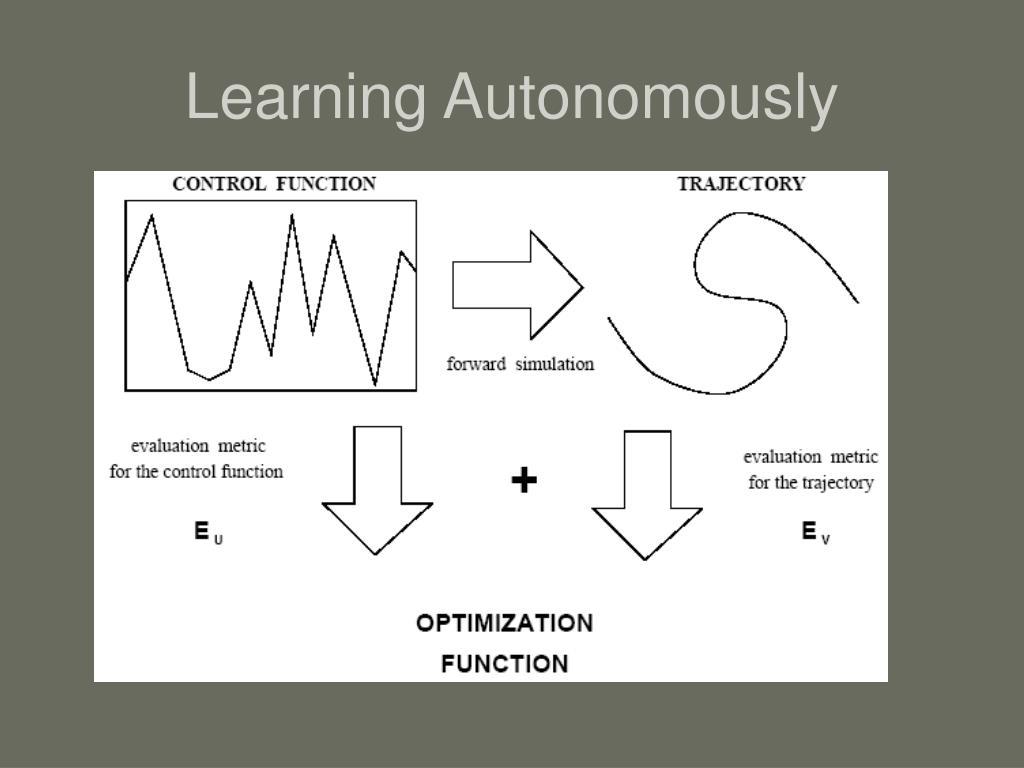 Learning Autonomously