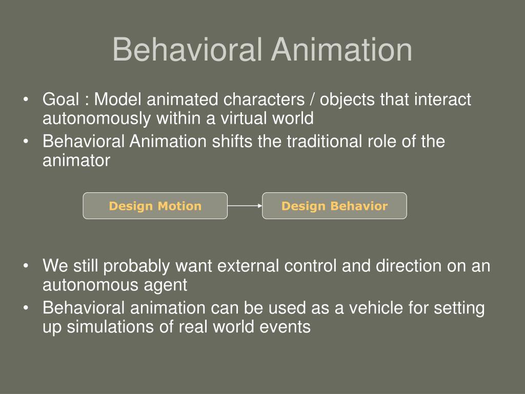 Design Motion