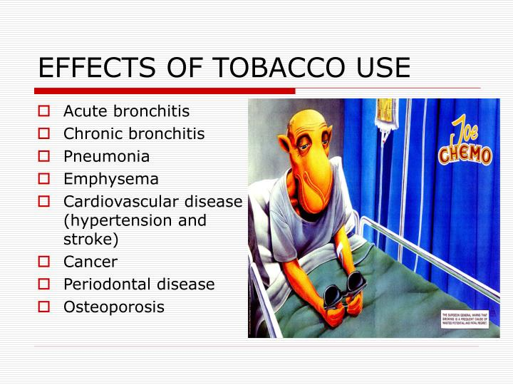harmful effects of tobacco speech Smoking is an addiction, meaning that smokers need to smoke an increasing number of cigarettes in order to feel the same satisfaction, and they continue to smoke every single day without fears the social effects are the last consequences.