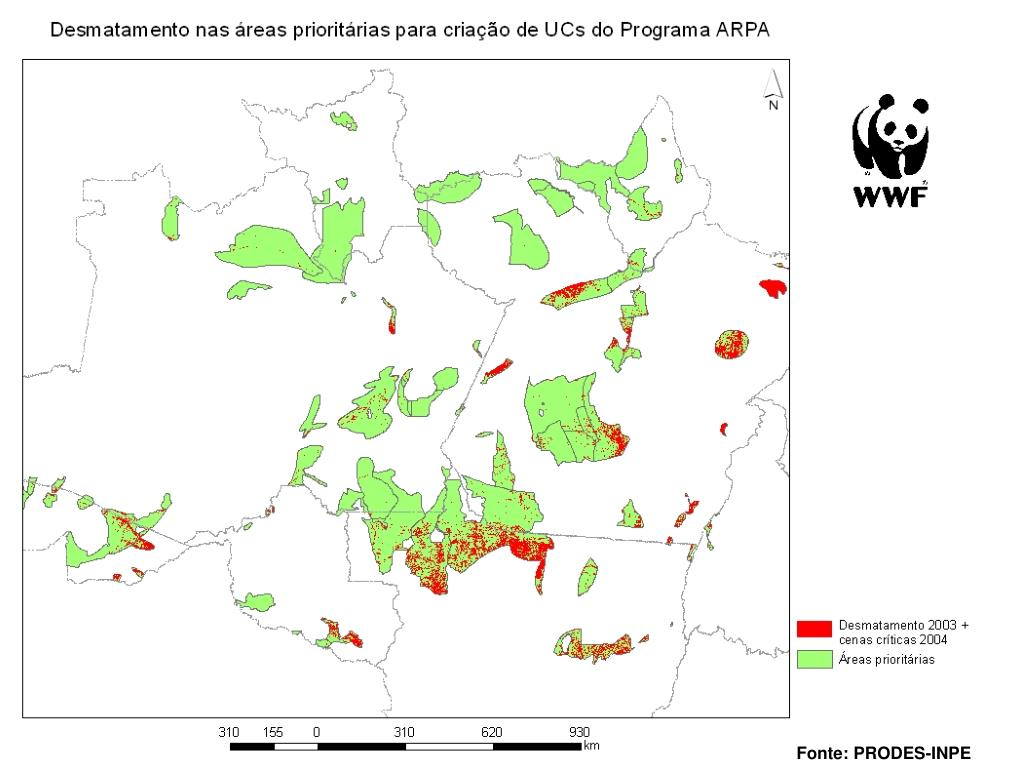 Fonte: PRODES-INPE