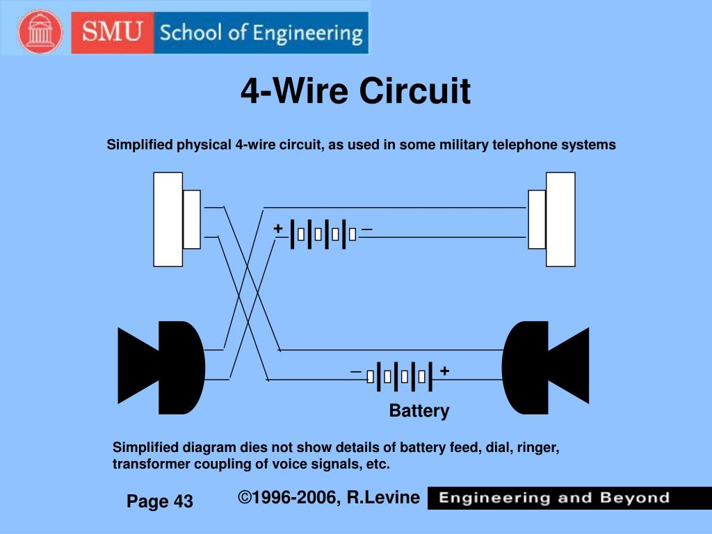 4-Wire Circuit