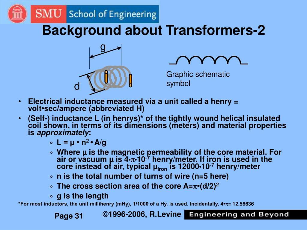 Background about Transformers-2