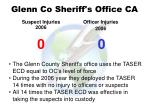 glenn co sheriff s office ca