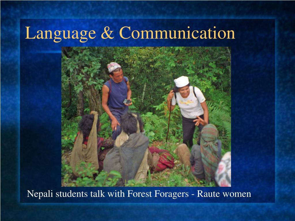language communication l.