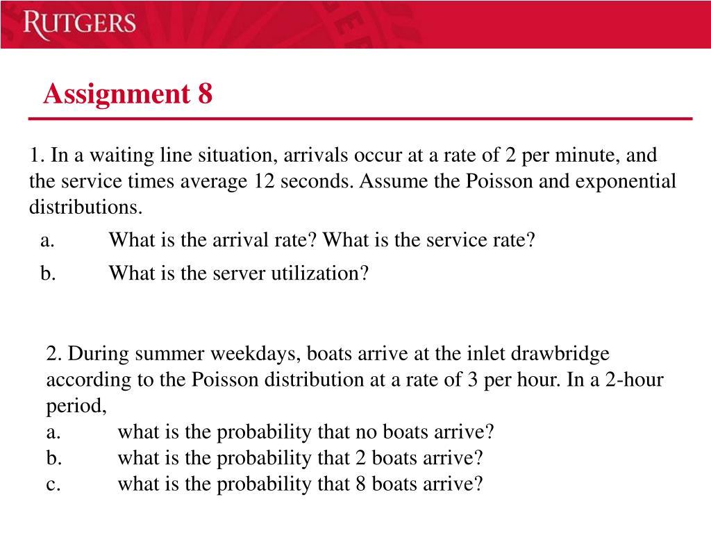 Assignment 8