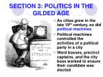 section 3 politics in the gilded age