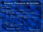 annexe pointeurs de fonction62