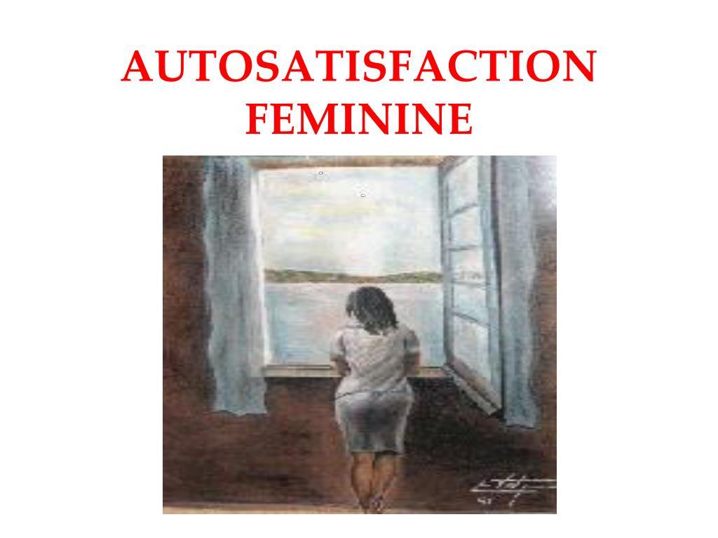 autosatisfaction feminine l.