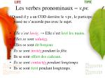 les verbes pronominaux v pr18