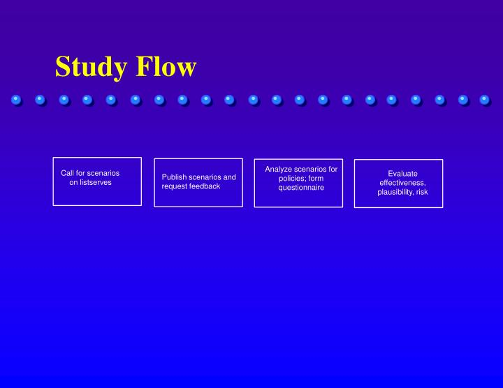Study Flow