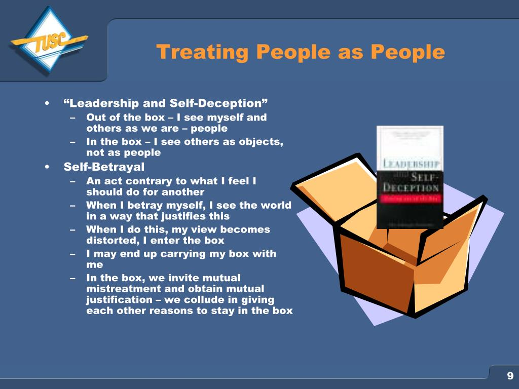 Treating People as People