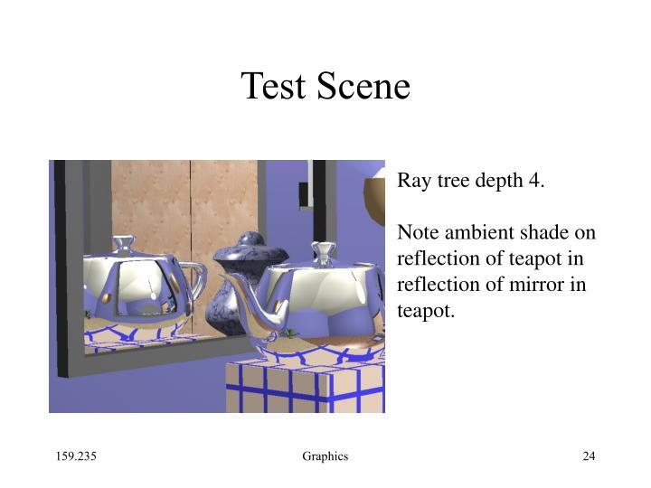 Test Scene